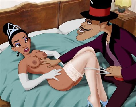 Disney Sex With Princess Tiana Getting Nailed By Dr Facilier