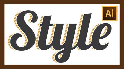 text effect tutorial in adobe illustrator cc bangla tutorial 2016 typographic tutorial youtube