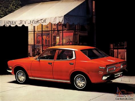 Datsun Car : Datsun Bluebird 610
