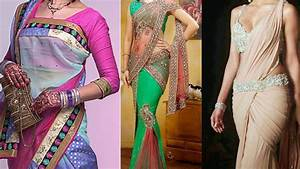 3 Different Styles Of Wearing Saree To Look Slim And Tall