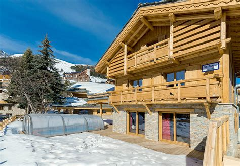 chalet husky les deux alpes chalet loup blanc les deux alps ski resort ski