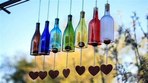 fascinating ways  reuse glass bottles  diy projects