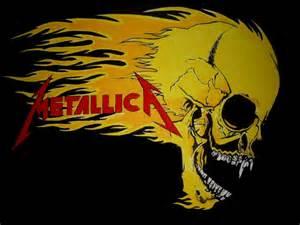 Metallica Skull Logo