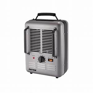 Patton 1500-watt Utility Space Heater-puh680-u