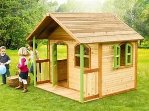 Maison Pour Enfant En Bois : maison en bois pour enfant pas cher ~ Premium-room.com Idées de Décoration