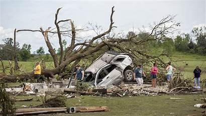 Minnesota Tornadoes Western Tornado Otter Hit Tail