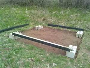 Sur Quoi Poser Un Abri De Jardin : un peu de g ometrie svp bienvenue sur tang et chalet ~ Dailycaller-alerts.com Idées de Décoration