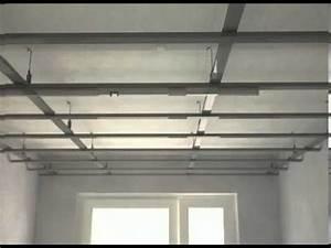 gypsum board instalation - YouTube