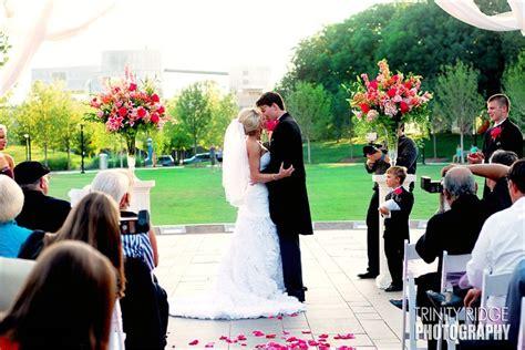 oklahoma city botanical gardens wedding oklahoma wedding