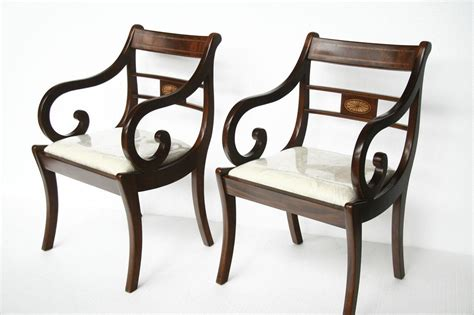 black and white arm chair dining room chairs to complete your dining table