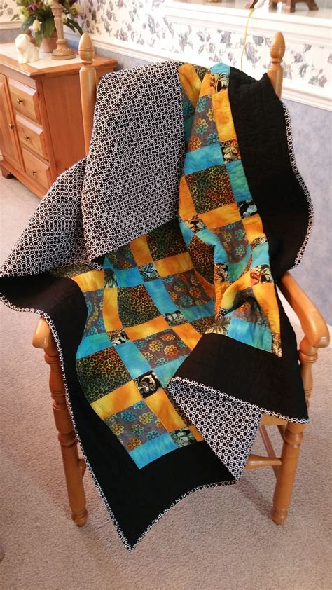 Lake quilters guild at smith mountain lake, inc. A charity quilt I named Coastal Quilt (With images ...