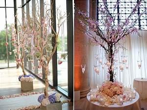Arbre En Bois Deco : inspiration d corer son mariage avec des arbres la ~ Premium-room.com Idées de Décoration