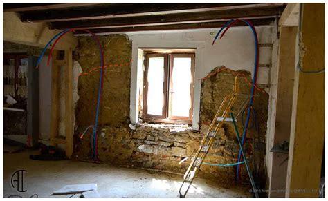 isolation mur interieur maison ancienne maison moderne