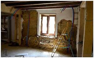 Mur En Pisé : le pis et l humidit autopsie d une r novation en bresse ~ Melissatoandfro.com Idées de Décoration