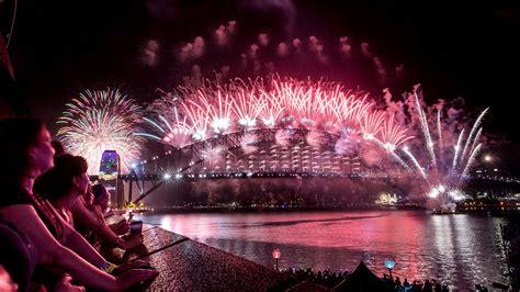 Opera Australia's New Year's Eve  Sydney Opera House
