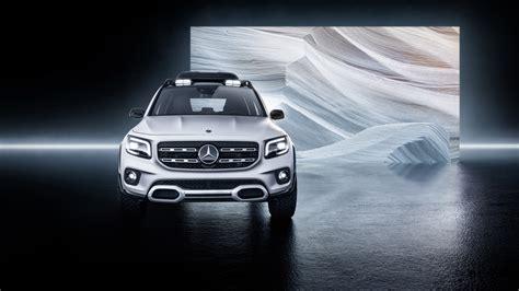 mercedes benz concept glb    wallpaper hd car