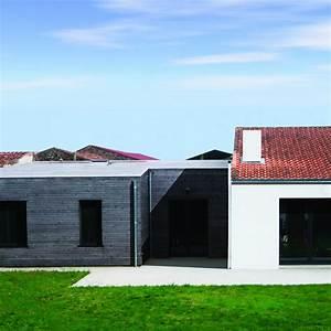 projet l rehabilitation et extension dune maison With projet d extension maison