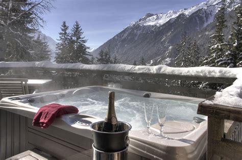 week end en amoureux avec dans la chambre hotel chamonix luxe charme insolite restaurant spa