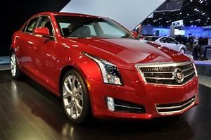 2013 Cadillac Ats  0