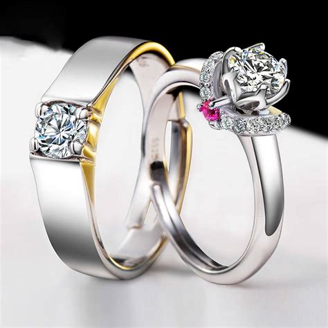70 lovely wedding couple ring ideas for you and your soulmate