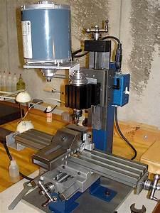 Taig Micro Mill Motor  U0026 Er