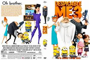 Despicable Me 3 - DVD Covers & Labels by CoverCity