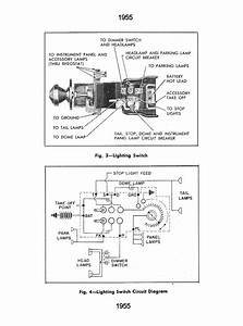 1952 Chevy Headlight Switch Wiring Diagram