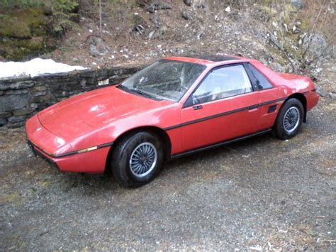 automotive service manuals 1984 pontiac 6000 regenerative braking 1984 pontiac fiero cargurus