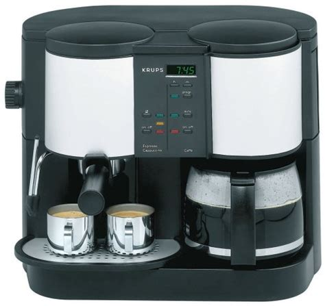 Kaffeemaschine Mit Timer 1047 by Krups 888 43 Caffe Centro Time 10 Cup Coffee Espresso