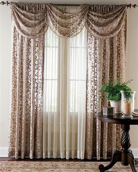 different kinds of curtains for an look interior