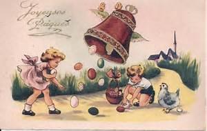Joyeuses Paques Images : oeufs lapin cloches agneau et colombes que de ~ Voncanada.com Idées de Décoration