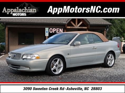 Volvo Asheville by 2000 Volvo C70 Ht For Sale In Asheville