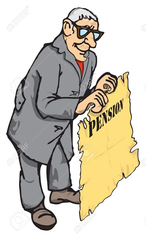 pensioners clipart clipground