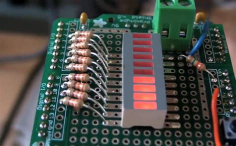 simple arduino emf detector project time  science