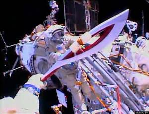 Olympic Torch, Space Station Crew Return To Earth Tonight ...