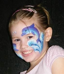 Kostüm Fisch Kind : cute dolphin face painting love pinterest kinderschminken kinder schminken und fisch kost m ~ Buech-reservation.com Haus und Dekorationen