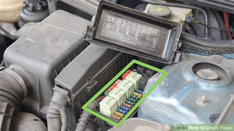 Broken Fuse In Fuse Box by How To Check Fuses With Pictures Wikihow