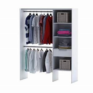 Dressing Leroy Merlin Modulable : rangement et dressing castorama ~ Zukunftsfamilie.com Idées de Décoration
