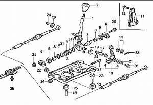 94 Honda Accord Manual Transmission Sloppy Lose Shifter