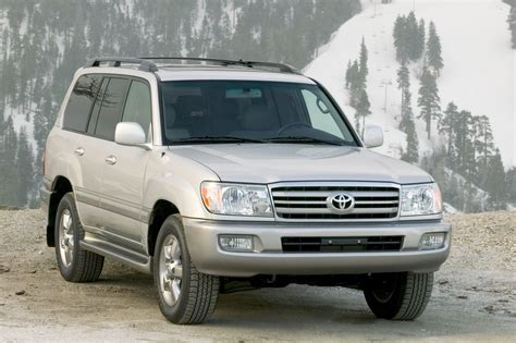 Review Toyota Land Cruiser by 2006 Toyota Land Cruiser Review Top Speed