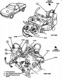 1999 Gmc Sonoma Engine Diagram