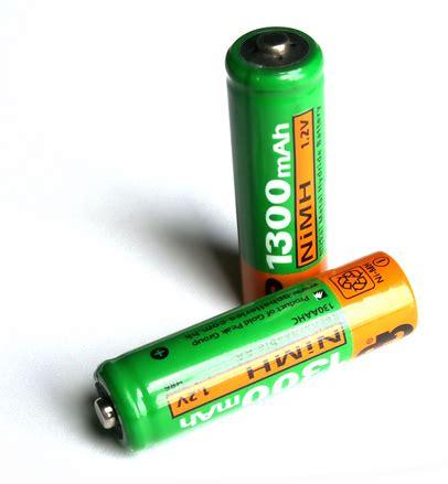 les piles rechargeables