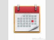 Calendar Icon Royalty Free Stock Photos Image 28673118