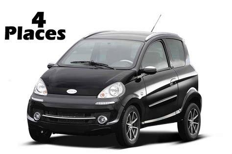 voiture sans permis 4 places prix images