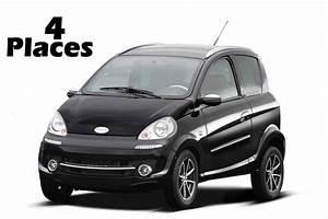 Voiture Neuve Sans Apport Pas Cher : voiture sans permis quatre places voiture auto garage ~ Gottalentnigeria.com Avis de Voitures