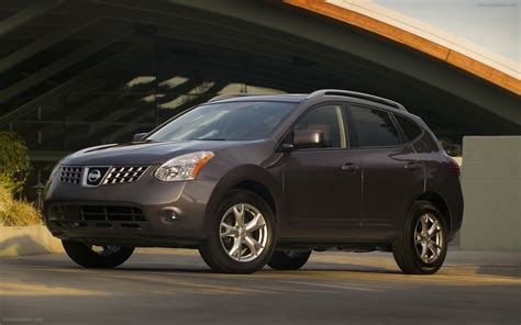 2010 Nissan Rogue by Nissan Rogue 2010 Widescreen Car Photo 11 Of 28