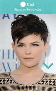 coupe cheveux court visage rond coupe cheveux court visage rond