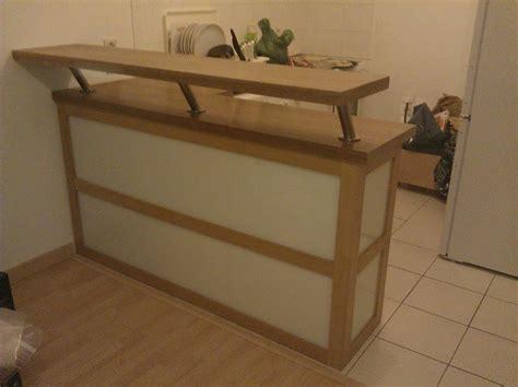bar cuisine meuble meuble bar pour cuisine ouverte evtod