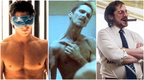 Christian Bale Insane Body Transformations