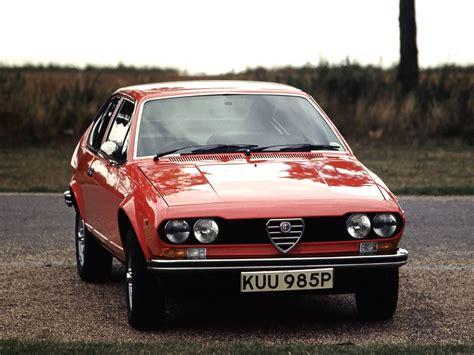 Alfa Romeo Alfetta Gt Specs  1974, 1975, 1976, 1977, 1978